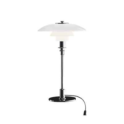 루이스폴센 PH 3/2 Table Lamp Chrome